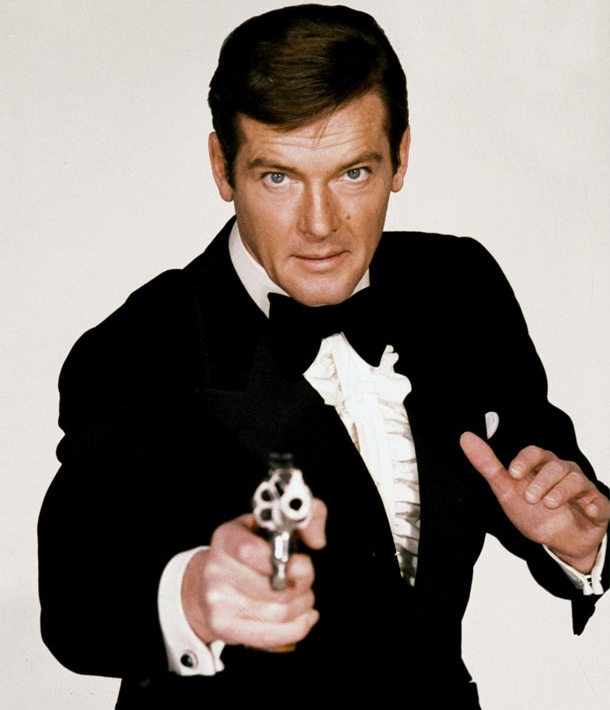 Ranking the 7 Roger Moore James Bond Films